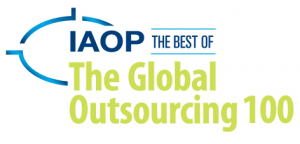 Image of The Nest of Global Outsourcing 100 award