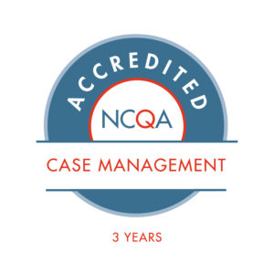 NCQA Case management certification logo