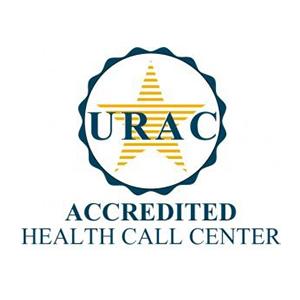 Logo of URAC Health Call Center - Accredited (AxisPoint Health)