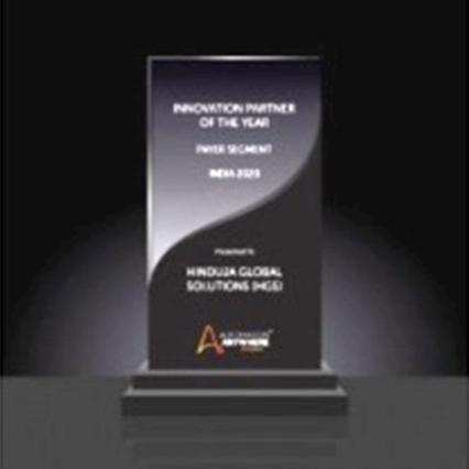 Image of Automation Anywhere IMEA award