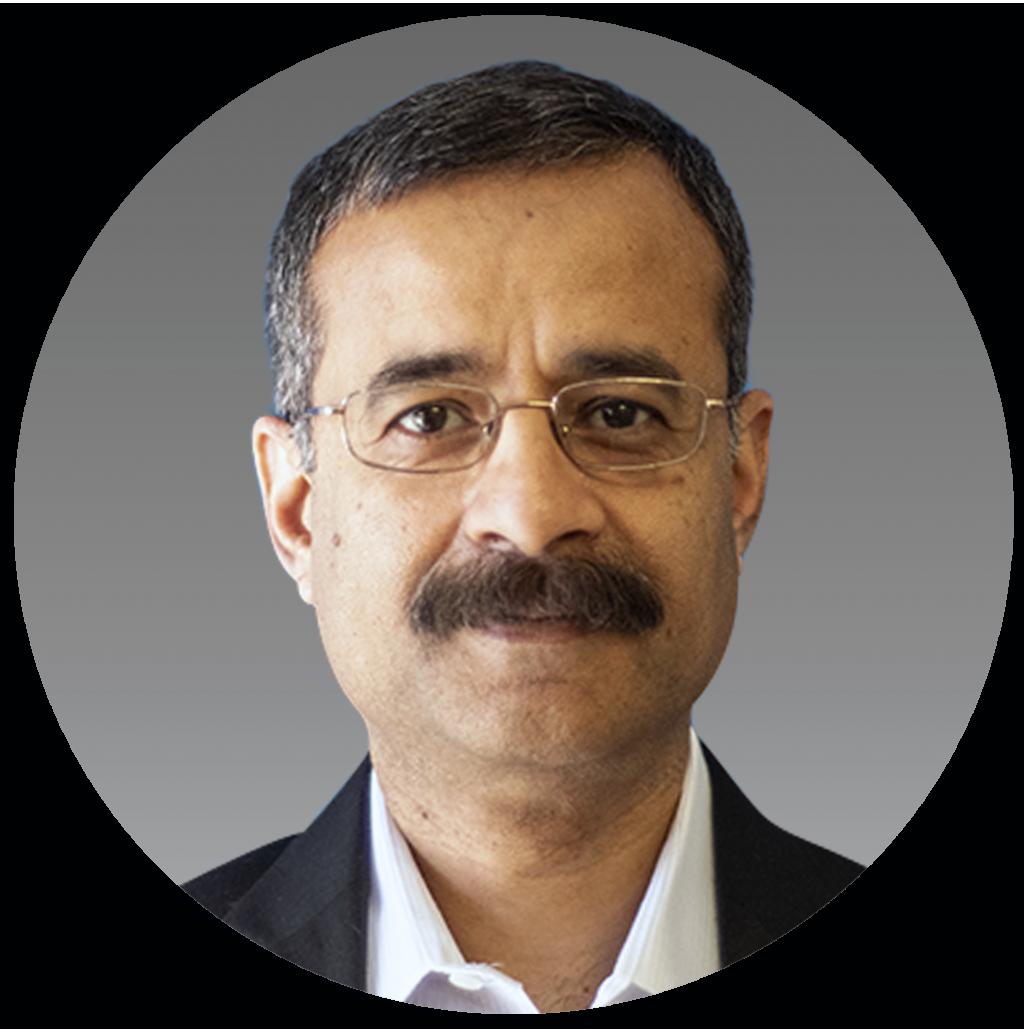 Santanu Nandi, Sr. Vice President – Global Business Excellence, HGS
