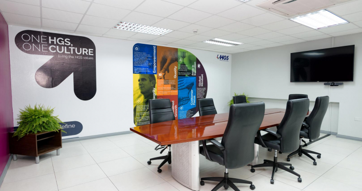 Jamaica location conference room
