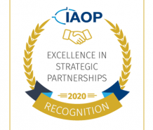 IAOP Excellence in Strategic Partnerships 2020
